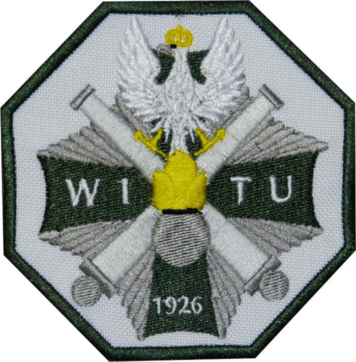 Wykonanie emblemtów wojskowych.